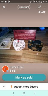 home decor all for 10 in Fort Campbell, Kentucky