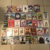 Large Lot of 56 Youth Chapter Books Boy & Girl EUC in Travis AFB, California