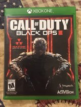 Call of Duty Black Ops 3 XBox One in Fort Leonard Wood, Missouri