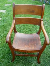 Mission Oak Chair in Fort Campbell, Kentucky