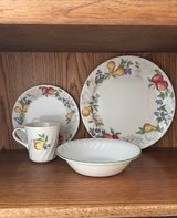 24 pc set of Dishes in Bolingbrook, Illinois