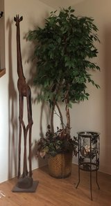 PLANT / HURRICANE CANDLE HOLDER in Westmont, Illinois