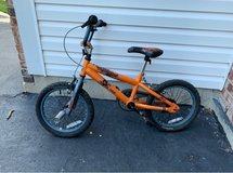 "Boys Mongoose 16"" Trick Bicycle in Aurora, Illinois"