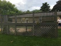 Composite Wood Decking in Naperville, Illinois