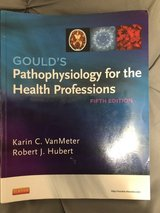 Gould's Pathophysiology for the Health Professions (5th edition) in Fort Campbell, Kentucky