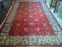 High quality carpet oriental rug hand-knotted bridge noble 203 x 108 cm in Wiesbaden, GE