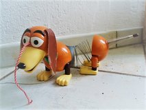 slinky dog from Toy Story in Stuttgart, GE
