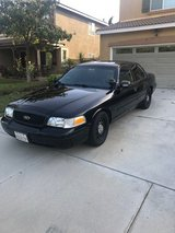 Loaded Police Interceptor, Crown Victoria with Everything you Could Want.  Lights, Siren, Wpns R... in Camp Pendleton, California