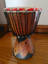 Small African Tribal Hand Drum in Lakenheath, UK