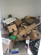 TODAY TRASH&JUNK REMOVAL SERVICE &FREE ESTIMATE PCS in Ramstein, Germany