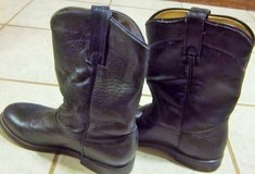 Women's Cowtown  black boots Size 5 1/2 D in Alamogordo, New Mexico