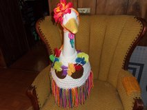 Hula Girl Geese Outfit Crochet in Belleville, Illinois