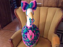 Mardi Gras Geese Outfit Crochet in Belleville, Illinois