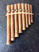 Bamboo Pan Flute Musical Instrument in Wheaton, Illinois