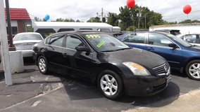 2008 NISSAN ALTIMA AUTO COLD AIR 2.5S LOW MILES~REDUCED~ in Camp Lejeune, North Carolina