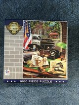 Puzzles in Cherry Point, North Carolina