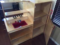 Toy Play kitchen wooden in 29 Palms, California
