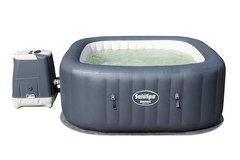 SaluSpa Hawaii HydroJet Pro Inflatable Hot Tub in Lockport, Illinois