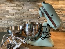 KitchenAid Mixer - Used once! in Wiesbaden, GE