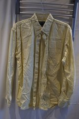 NWOT yellow Lands End Mens button down in Ramstein, Germany