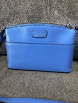 Kate Spade Purse (Blue) in Fort Campbell, Kentucky