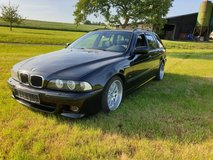 BMW E39 Touring M PACKET from 2003 in Spangdahlem, Germany