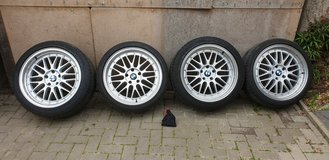 New BMW rims 19zoll and tires in Spangdahlem, Germany