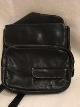 black leather Fossil purse in Ramstein, Germany