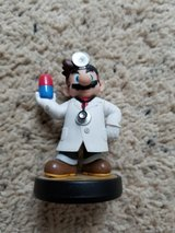 Dr Mario Amiibo Figure in Camp Lejeune, North Carolina