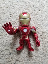 "6"" Ironman Figure in Camp Lejeune, North Carolina"