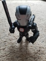 "6"" War Machine Figure in Camp Lejeune, North Carolina"
