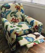 One of a kind recliner *NEW FABRIC* in Fort Knox, Kentucky
