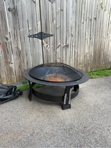 fire pit in Fort Campbell, Kentucky