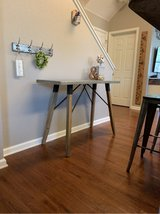 modern farmhouse console table in Fort Campbell, Kentucky