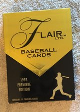 Flair Baseball Cards in Naperville, Illinois
