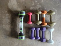 YOUR CHOICE OF HAND WEIGHTS in Bartlett, Illinois