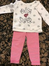 12 Month Baby Girl Clothes Lot in Cleveland, Texas