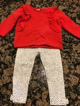 12 Month Baby Girl Clothing Lot in Cleveland, Texas