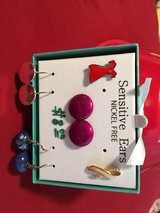 Earrings and pins! in Spring, Texas