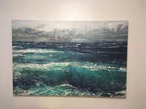 Large Ocean Canvas Print 60*40 Inches in Okinawa, Japan