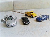 toy cars in Stuttgart, GE