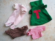 doll clothes 4 pieces in Stuttgart, GE