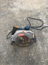 ugly Ryobi circular saw 7-1/4 in. in Okinawa, Japan