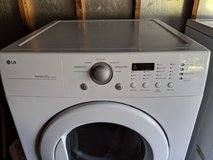 LG front load washer and dryer in Fort Belvoir, Virginia