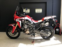 2016 HONDA CRF1000LDG AFRICA TWIN ROAD/TRAIL UNLEADED GAS in Fort Campbell, Kentucky