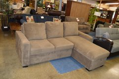 Convertible Sofa with Chaise End in Fort Lewis, Washington