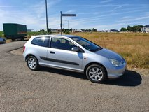 HONDA CIVIC MANUAL NEW INSPECTION ONLY 82.000 MILES in Ramstein, Germany