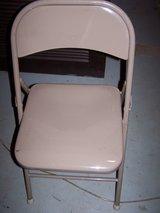 8 FOLDING CHAIRS in Westmont, Illinois
