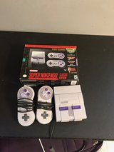 Snes mini in Fort Campbell, Kentucky