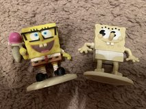 SpongeBob Figures in Beaufort, South Carolina